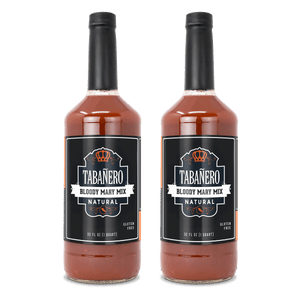 Bloody Mary Mix, 32oz. (2 Pack) - Free Shipping - Tabanero