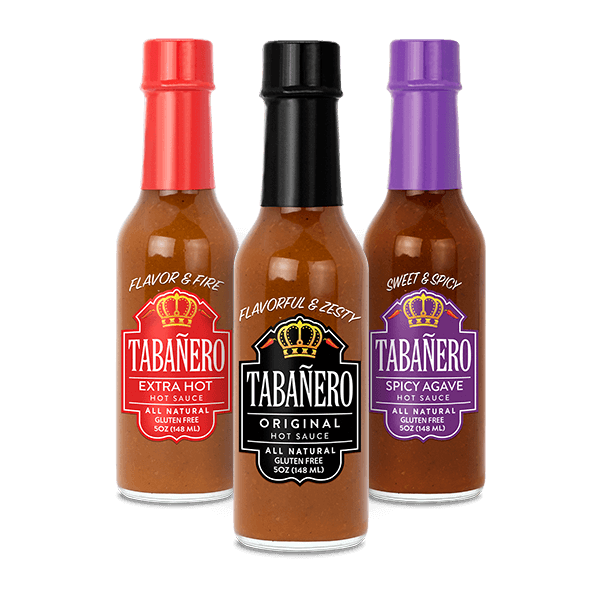 Tabañero Hot Sauce, 5oz. Bottle Facebook Promo Deal - Save 25%! Bottle - Tabanero