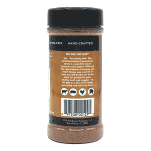 "Dry Rub ""Me Tasty"" Seasoning, 6.6 oz. (2 Pack) Spice Blend - Tabanero"