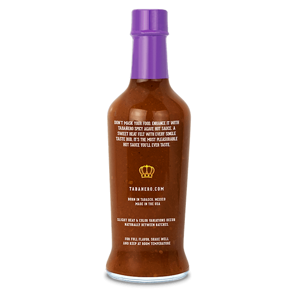 Spicy Agave, 8oz. (4 Pack) - Tabanero