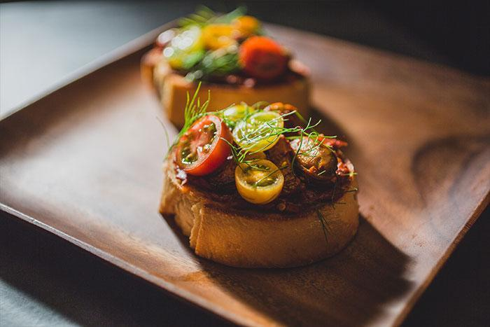 Mussels Toast - Tabanero