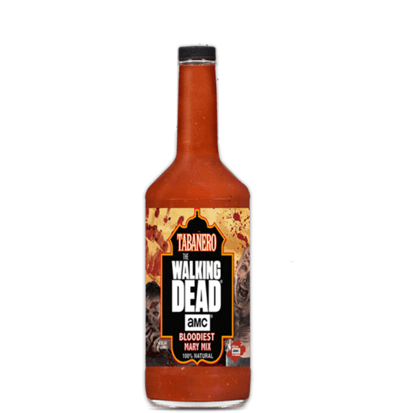 AMC The Walking Dead Bloodiest Mary Mix (32oz)