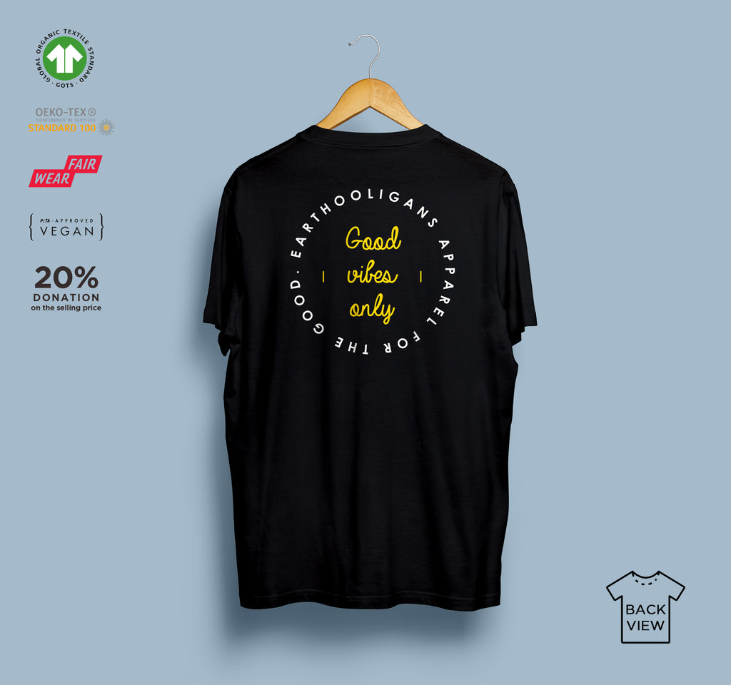 Tshirt eco qui soutient les associations