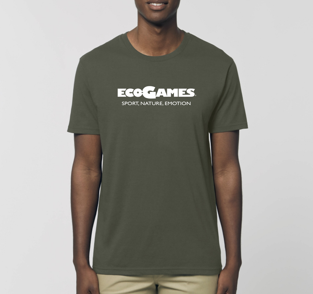 T-shirt Eco-Games - Plastron