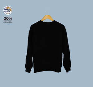 Sweatshirt - Supporting the shapers
