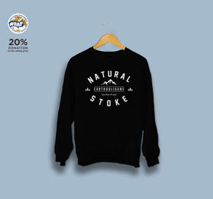 Sweatshirt - Natural Stoke