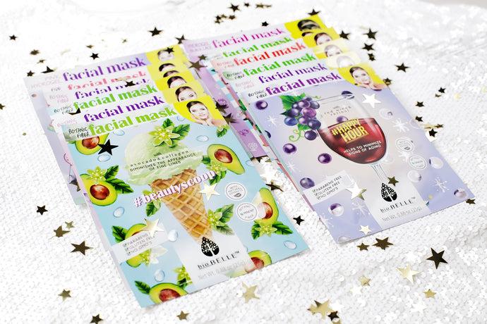 WHAT SHEET MASK TO USE IN YOUR 20'S, 30'S, 40'S, AND BEYOND…