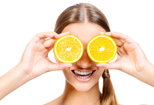 HOW DOES VITAMIN C HELP SKIN?