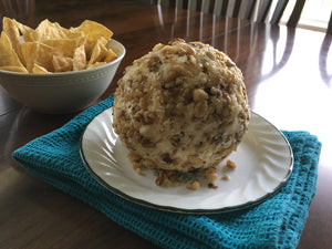 Swiss Cheeseball