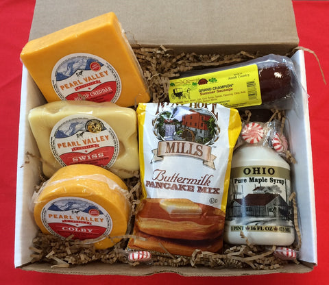 Brunch Box by Pearl Valley Cheese near Amish Country, Ohio