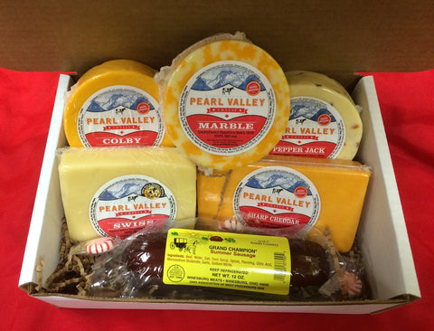 Pearl Valley Cheese In Fresno Ohio