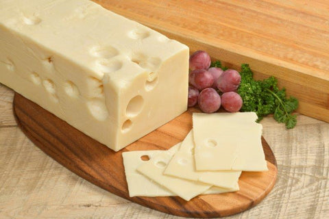 Aged Swiss Cheese