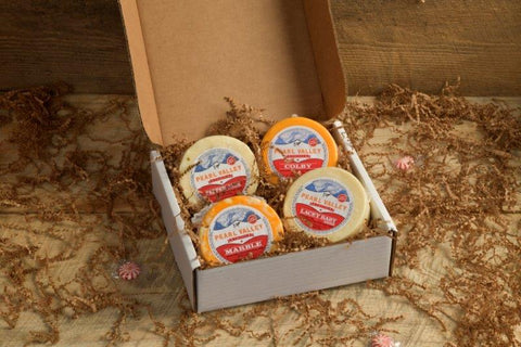 Mini Cheese Wheel Variety Box
