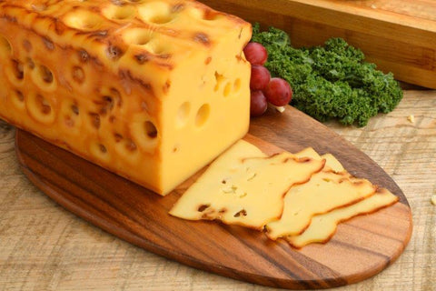 Pearl Valley Smoked Swiss Cheese