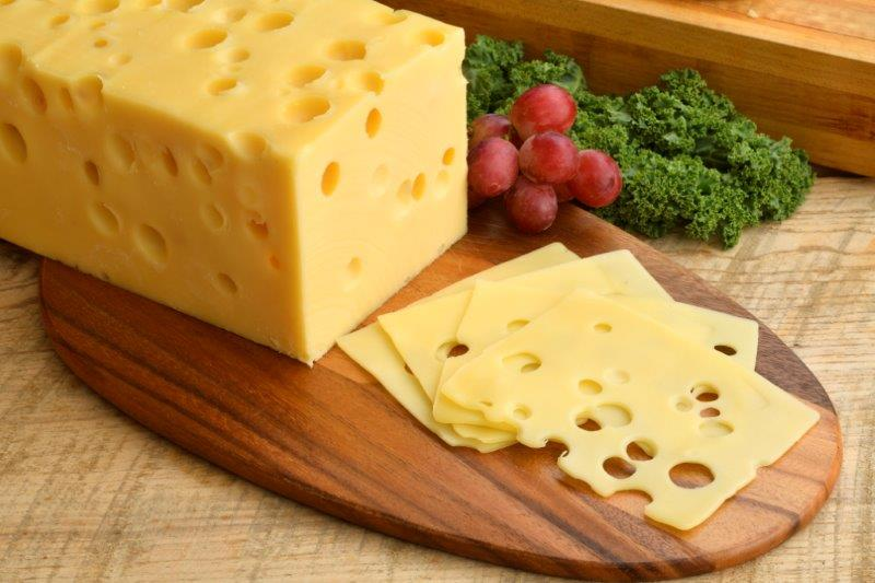 Mild Swiss Cheese