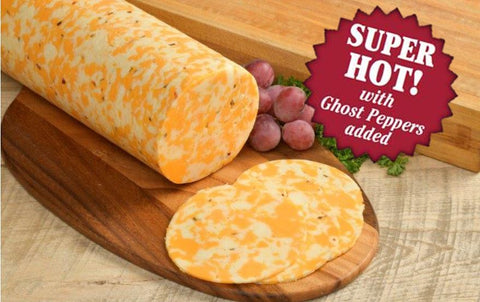 Super Hot Jumping Jack Cheese