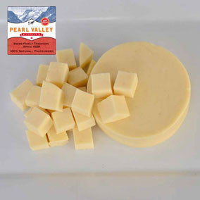 Farmers Cheese made by Pearl Valley Cheese in Fresno,Ohio in Amish Country
