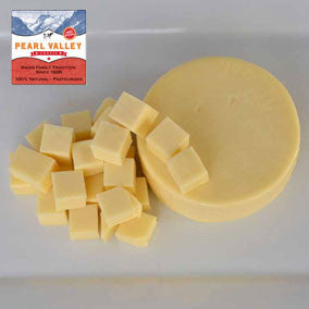 Lacey Baby Swiss Cheese from Pearl Valley Cheese