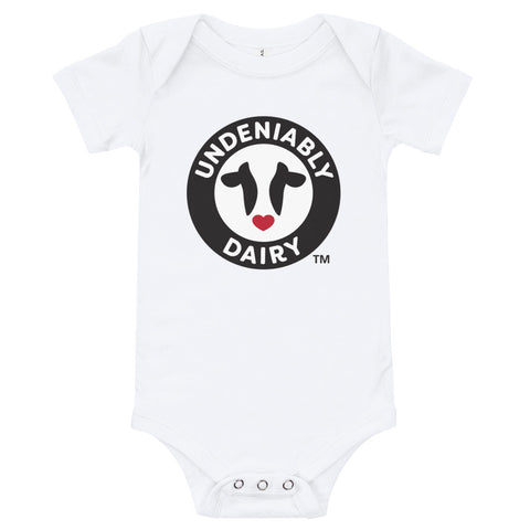Child Onesie Shirt Undeniably Dairy