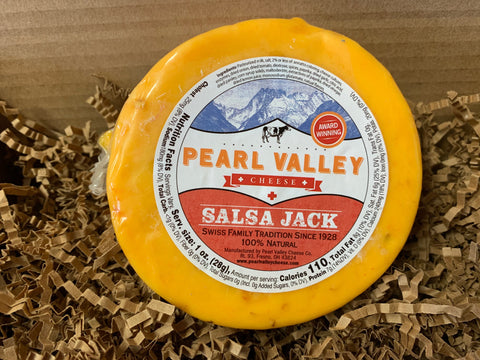 Salsa Jack Cheese
