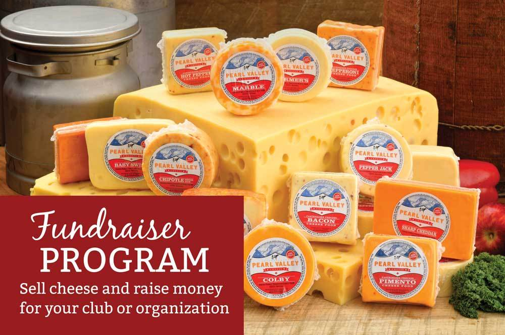 Pearl Valley Cheese fundraiser