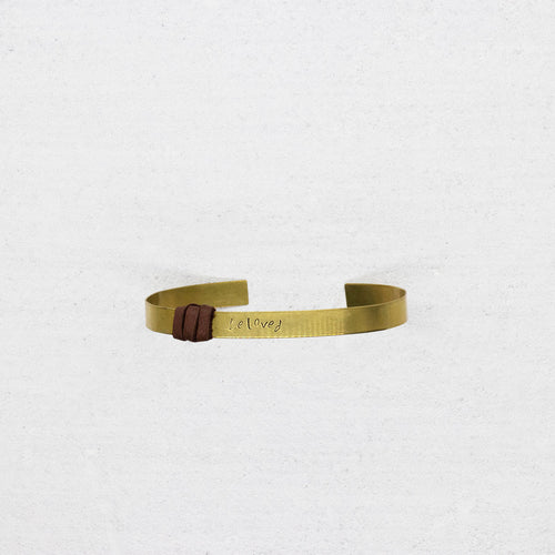 Beloved Cuff - Gold