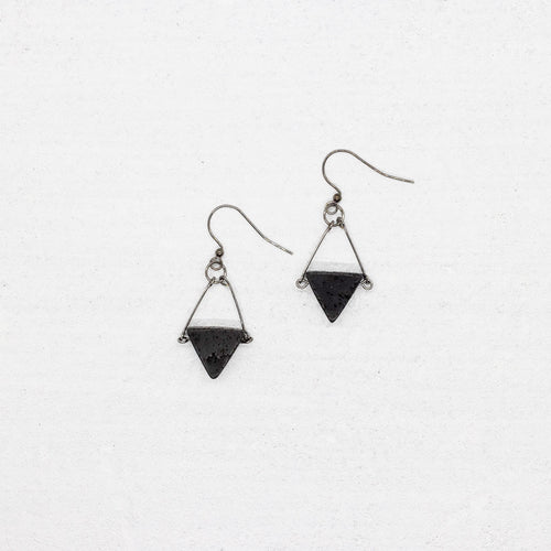 Fortress Earrings