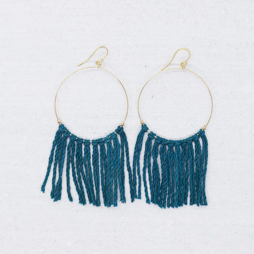 Hope Earring - Teal