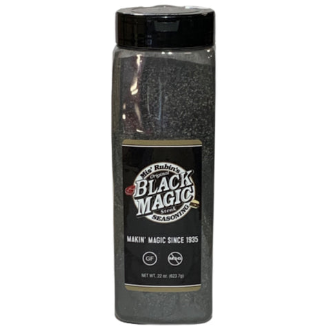 Mis Rubins Black Magic Steak Seasoning 623g