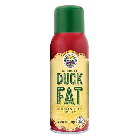 Gourmet Duck Fat Cooking Oil Spray 198g - The Barbecue Company