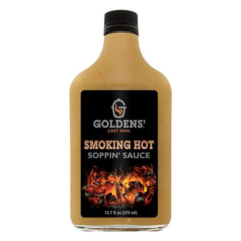 Goldens Smoking Hot Sauce - The Barbecue Company