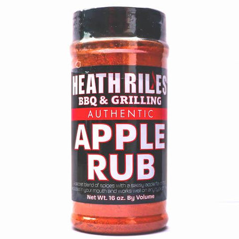 Heath Riles BBQ Apple Rub - The Barbecue Company