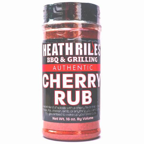 Heath Riles BBQ Cherry Rub - The Barbecue Company