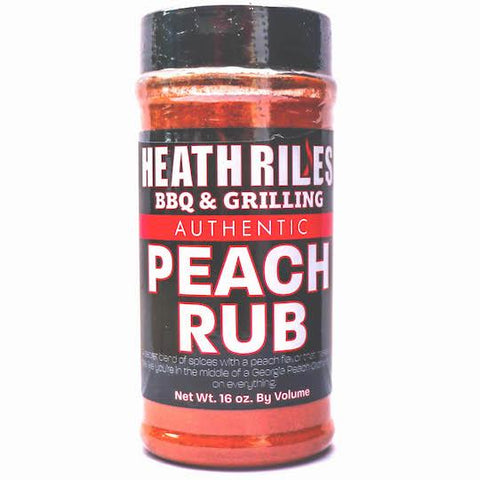 Heath Riles BBQ Peach Rub - The Barbecue Company