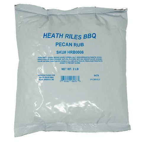 Heath Riles BBQ Pecan Rub 906g