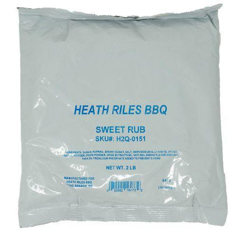 Heath Riles BBQ Sweet BBQ Rub 906g