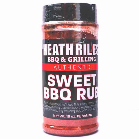 Heath Riles BBQ Sweet BBQ Rub - The Barbecue Company