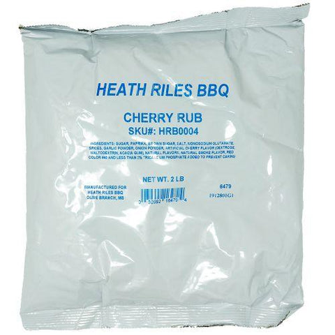 Heath Riles BBQ Cherry Rub 906g