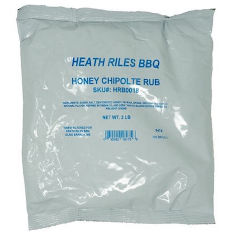 Heath Riles BBQ Honey Chipotle Rub 906g