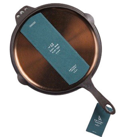 Smithey Ironware No. 12 Flat Top Griddle (30cm)