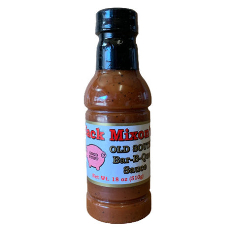 Jack Mixon's Old South Bar-B-Que Sauce
