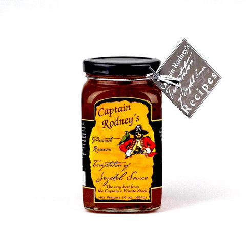 Captain Rodneys Private Reserve Jezebel Sauce 454g - The Barbecue Company