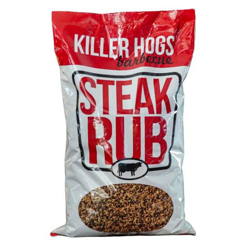 Killer Hogs Steak Rub 2.26kg - The Barbecue Company