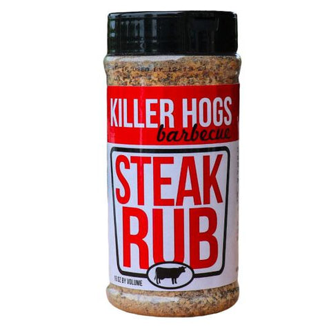Killer Hogs Steak Rub - The Barbecue Company