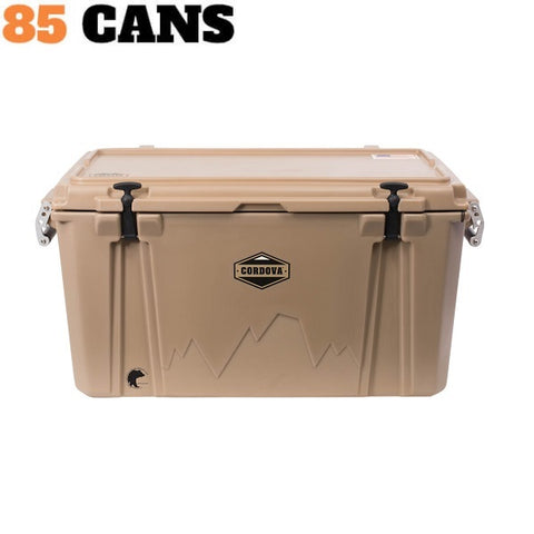 Cordova Cooler Large 100 Sand - The Barbecue Company