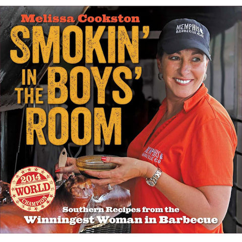 Melissa Cookston Smokin' in the Boys Room