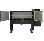 Myron Mixon RFG-60 Gravity Smoker - The Barbecue Company