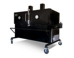 Myron Mixon MMS-72 H20 Water Smoker - The Barbecue Company