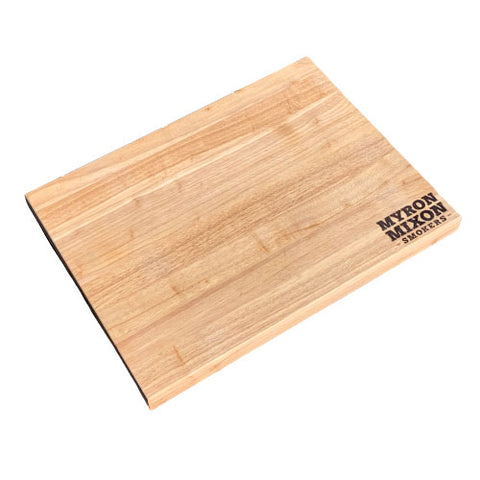 Myron Mixon Hardwood Cutting Board