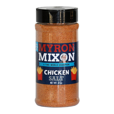 Myron Mixon Chicken Salt 340g - The Barbecue Company